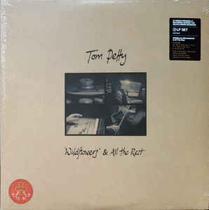 Tom Petty ‎– Wildflowers & All The Rest - new vinyl