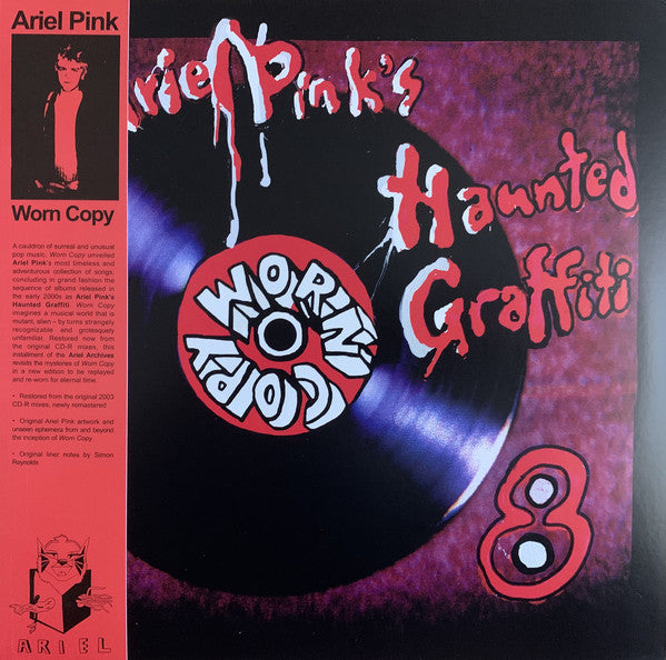 Ariel Pink's Haunted Graffiti ‎– Worn Copy - new vinyl