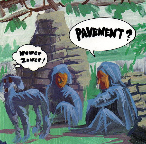 Pavement ‎– Wowee Zowee - new vinyl