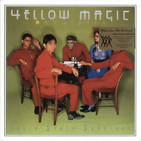 Yellow Magic Orchestra ‎– Solid State Survivor - new vinyl
