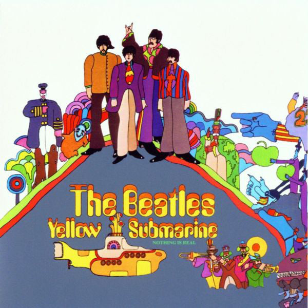 The Beatles - Yellow Submarine * - USED VINYL
