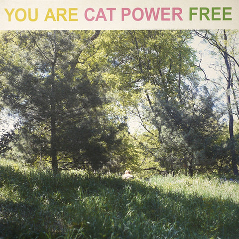 Cat Power ‎– You Are Free - new vinyl