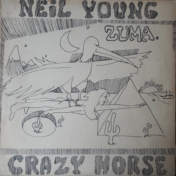 Neil Young - Zuma - new vinyl