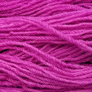 Cheviot 3ply, DK weight, 90 yds: Berry Pie Pink