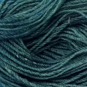 Cheviot 3ply, DK weight, 90 yds: Copse Green