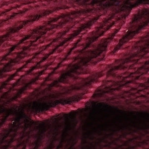 Montadale, 2ply Sport weight, 105 yds: Dark Berry Red