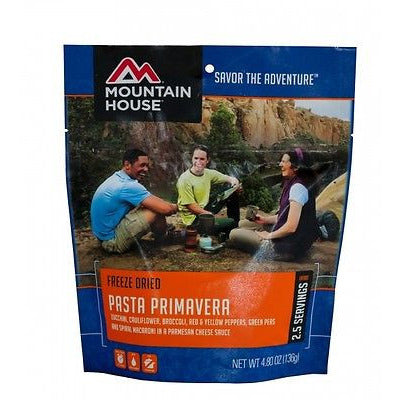 Mountain House Food Pouch-Pasta Primavera - Cedar Creek Outdoors - 1