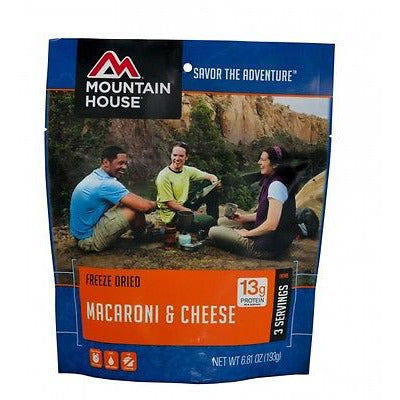 Mountain House Food Pouch-Macaroni & Cheese - Cedar Creek Outdoors - 1