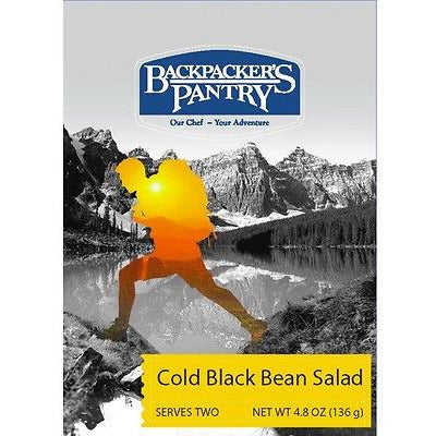 Backpacker's Pantry Cold Black Bean Salad - Cedar Creek Outdoors - 1