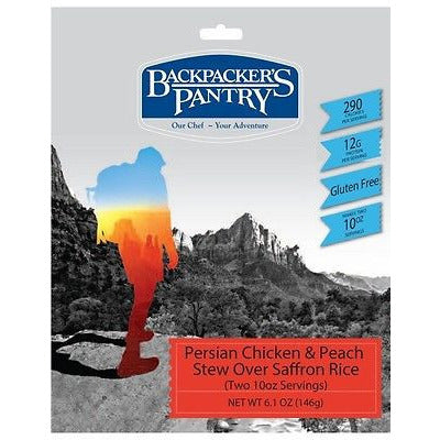 Backpacker's Pantry Persian Peach Stew With Chicken - Cedar Creek Outdoors - 1