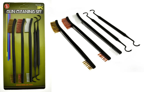 5Pc Gun Cleaning Set
