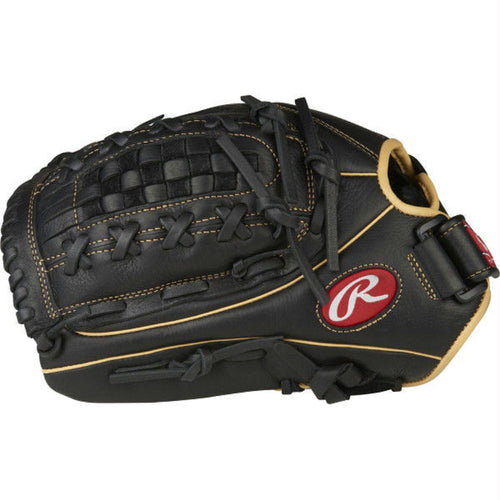 "Rawlings Shut Out 13"" Fastpitch Outfield Glove - Left"