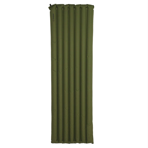 Snugpak - Basecamp Ops Air Mat W-Built In Foot Pump - Olive
