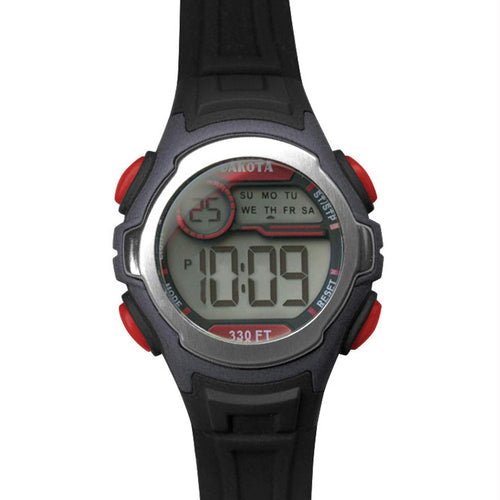 Dakota Digital Stingray Outdoor Kids Watch-Black