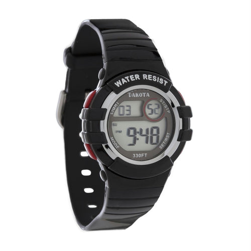Dakota Digital Stingray Outdoor Kids Watch-Glossy Black