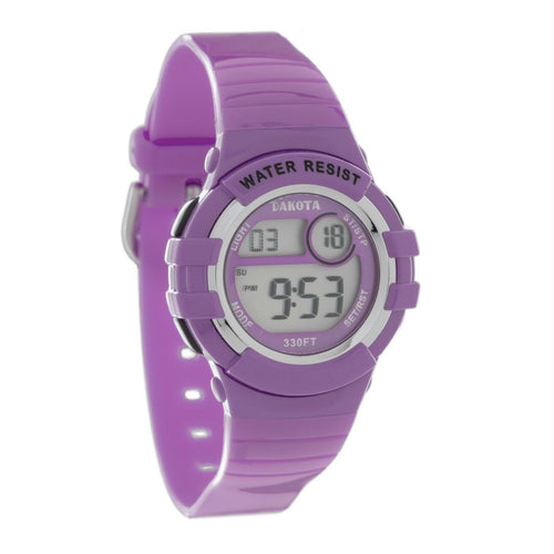 Dakota Digital Stingray Outdoor Kids Watch-Glossy Lavender
