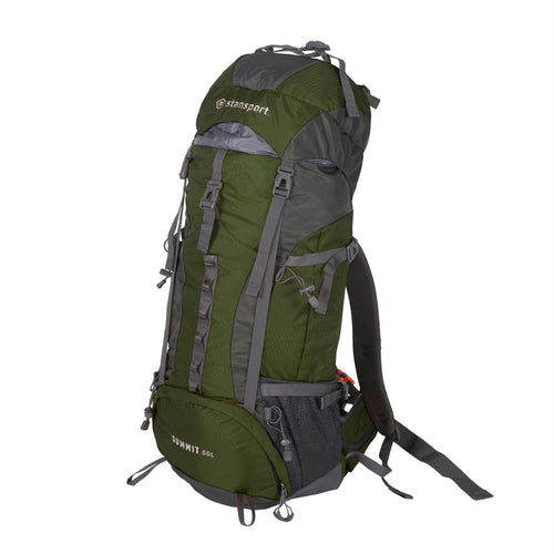 Stansport Internal Frame Pack - 50 Liter - Olive