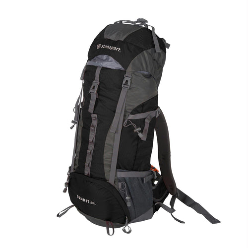 Stansport Internal Frame Pack - 50 Liter - Black