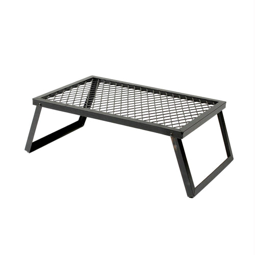 Stansport Heavy Duty Steel Camp Grill - 24 In X 16 In