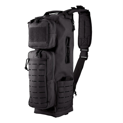 Red Rock Gear Riot Sling Pack Black