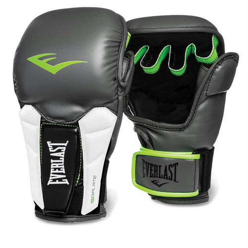 Everlast Prime MMA Universal Training Gloves Grey S-M