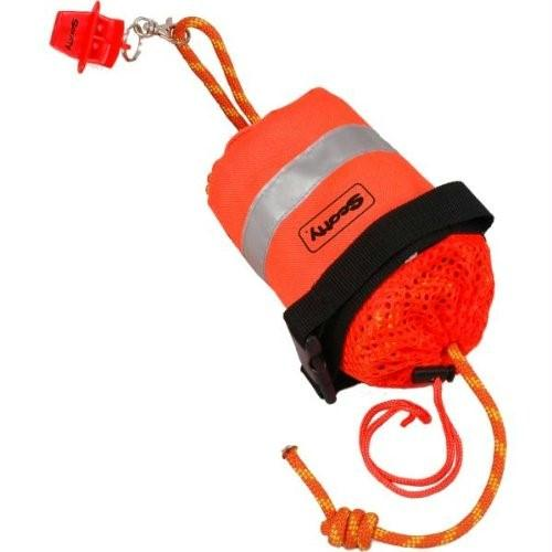 Scotty Throw Bag w-50 ft Floating MFP Line