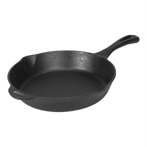Coleman 10 Inch Cast Iron Skillet Black 2000016352