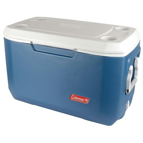 Coleman 70 Quart Xtreme Light Blue-White Cooler 3000002012