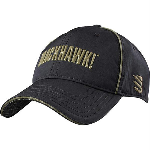 Blackhawk Blackhawk Performance Stretch Fit Cap Black M-L