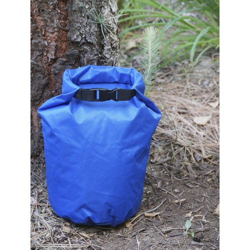 Small Dry Bag 5.8 Liter Blue Water Resistant Dry Sack - Cedar Creek Outdoors - 1