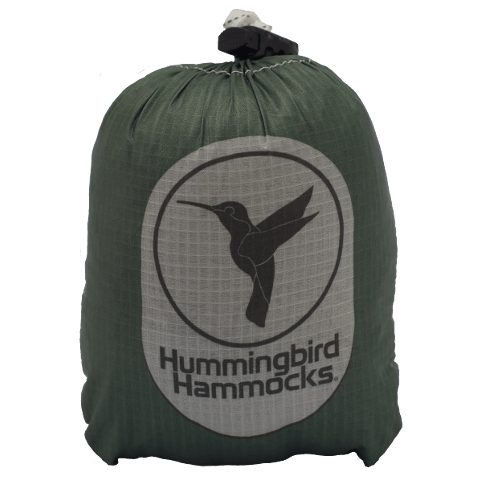 Hummingbird Single Hammock - Cedar Creek Outdoors - 1