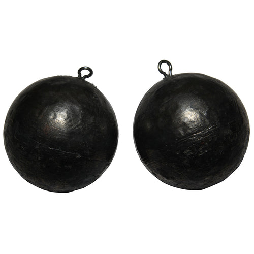 Danielson Cannon Ball Sinker 48 oz. 5 Lb. 2 Pack