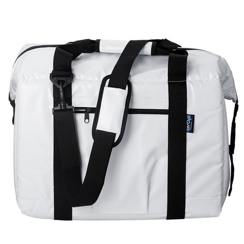 NorChill 48 Can Cooler Bag - BoatBag - White