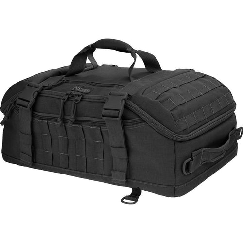 "Maxpedition Fliegerduffel Adventure Bag Black 14""Lx9""Wx22""H"