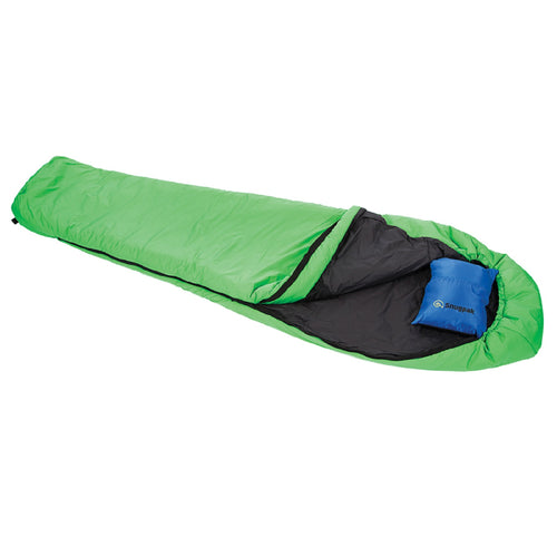 Snugpak Softie 9 Sleeping Bag - Equinox - Green LH Zip