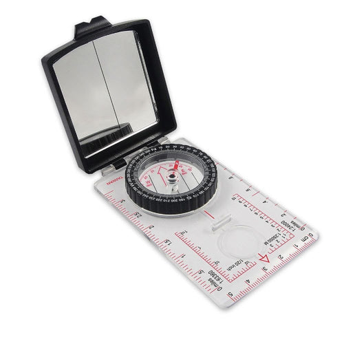 NDuR Sighting Compass W/Mirror