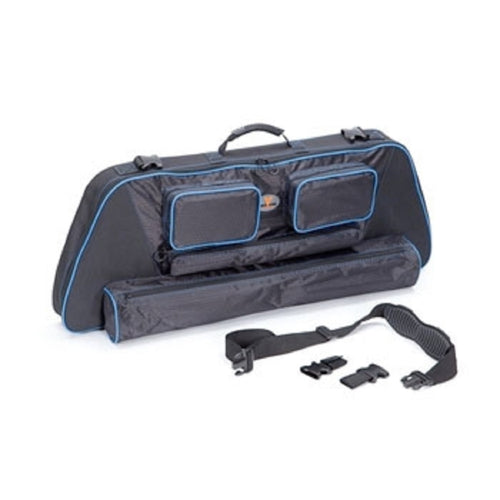 ".30-06 Outdoors 41"" Slinger Bow Case System w/Blue Accent"