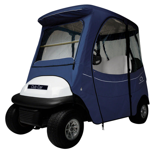 Classic Fairway FadeSafe Club Car Enclosure/Short Rf-Navy