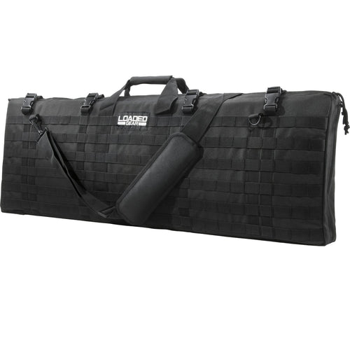 Barska Loaded Gear RX-300 40in Tactical Rifle Bag - Black