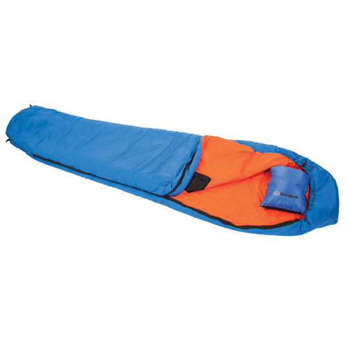 Snugpak Softie 6 Sleeping Bag - Twilight Blue - LH Zip