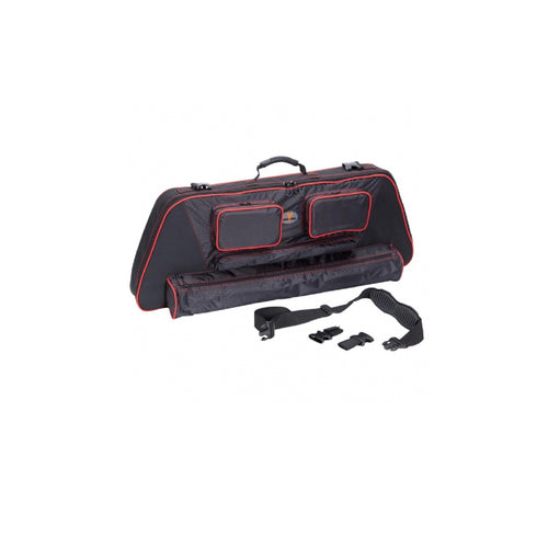 ".30-06 Outdoors 41"" Slinger Bow Case System w/Red Accent"