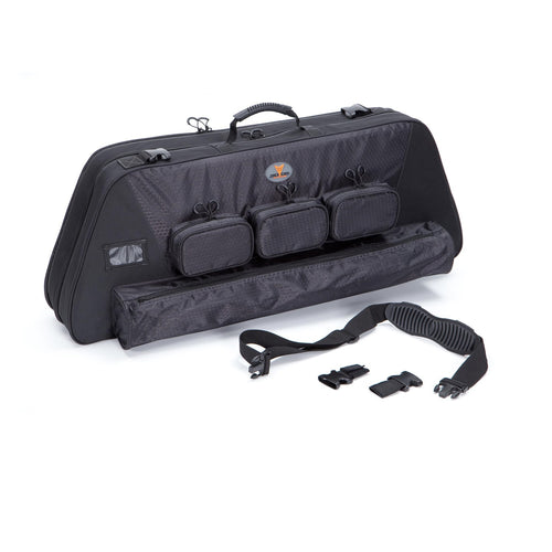 .30-06 41in Slinger Deluxe Bow Case System Skull Graphic