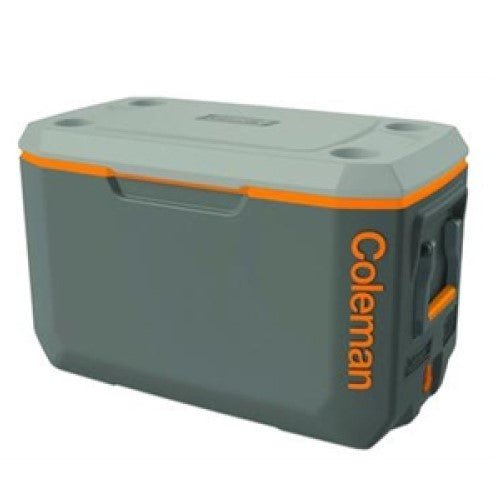 Coleman 70 Qrt Xtreme Dark Gry/Orng/Lt Gry Cooler 3000002011