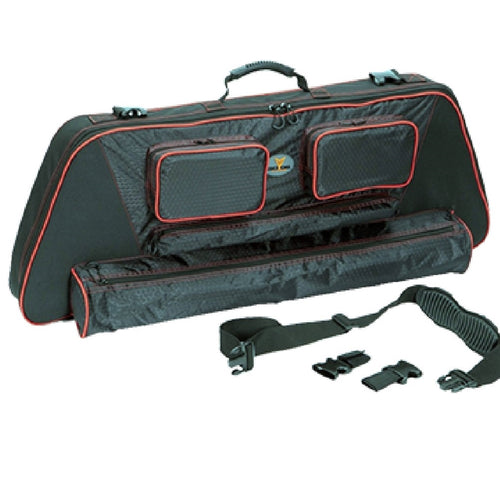 ".30-06 Outdoors 41"" Slinger Bow Case System w/Orange Accent"