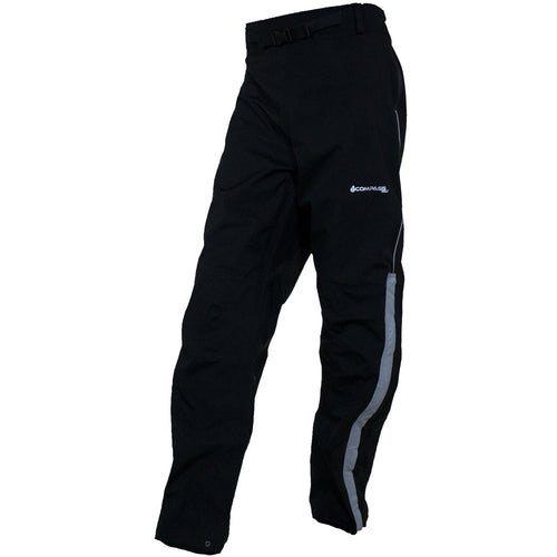 Compass 360 RoadForce Reflective Riding Pants-Black-Size SM