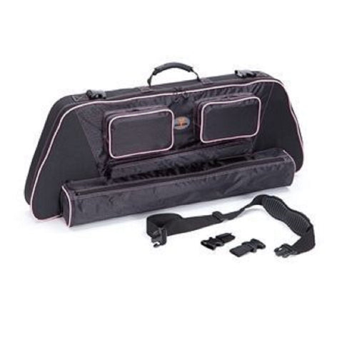 ".30-06 Outdoors 41"" Slinger Bow Case System w/Pink Accent"