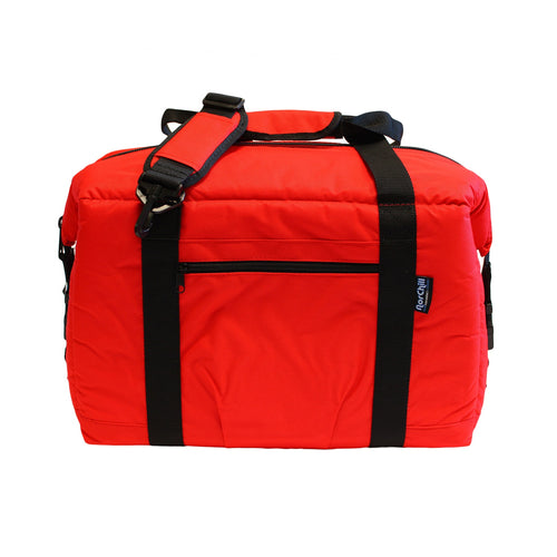 NorChill 24 Can Cooler Bag - Red