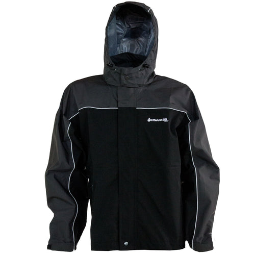 Compass 360 RoadForce Reflective Riding Jacket-Slate/Blk-SM