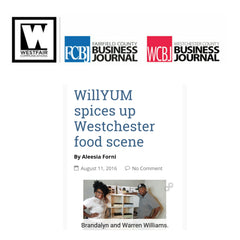 Westchester Business Journal WIllYUM Spice