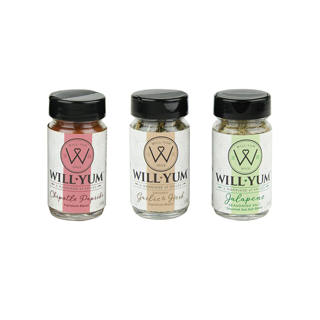 WillYUM Spice Mini Collection